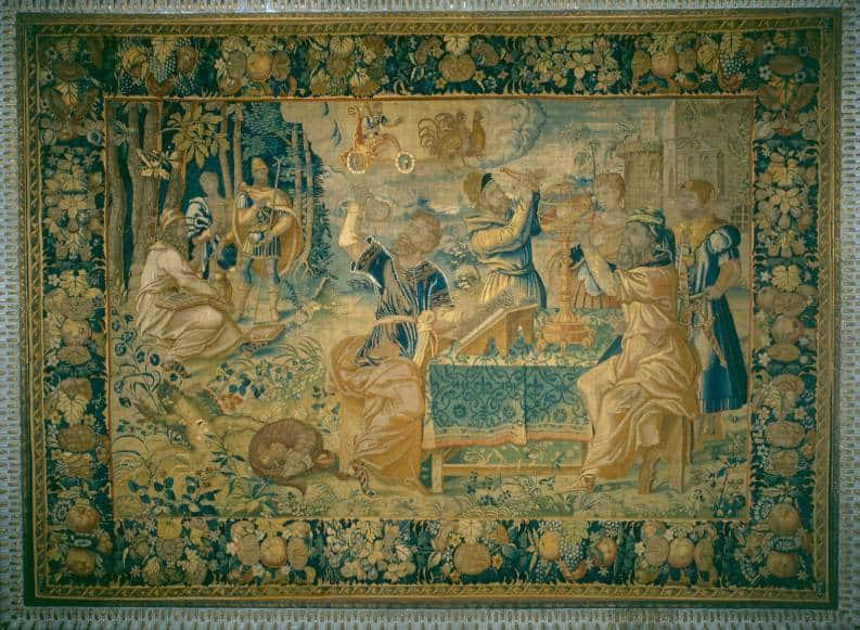 Mercury and his Children (inv. 1102)
