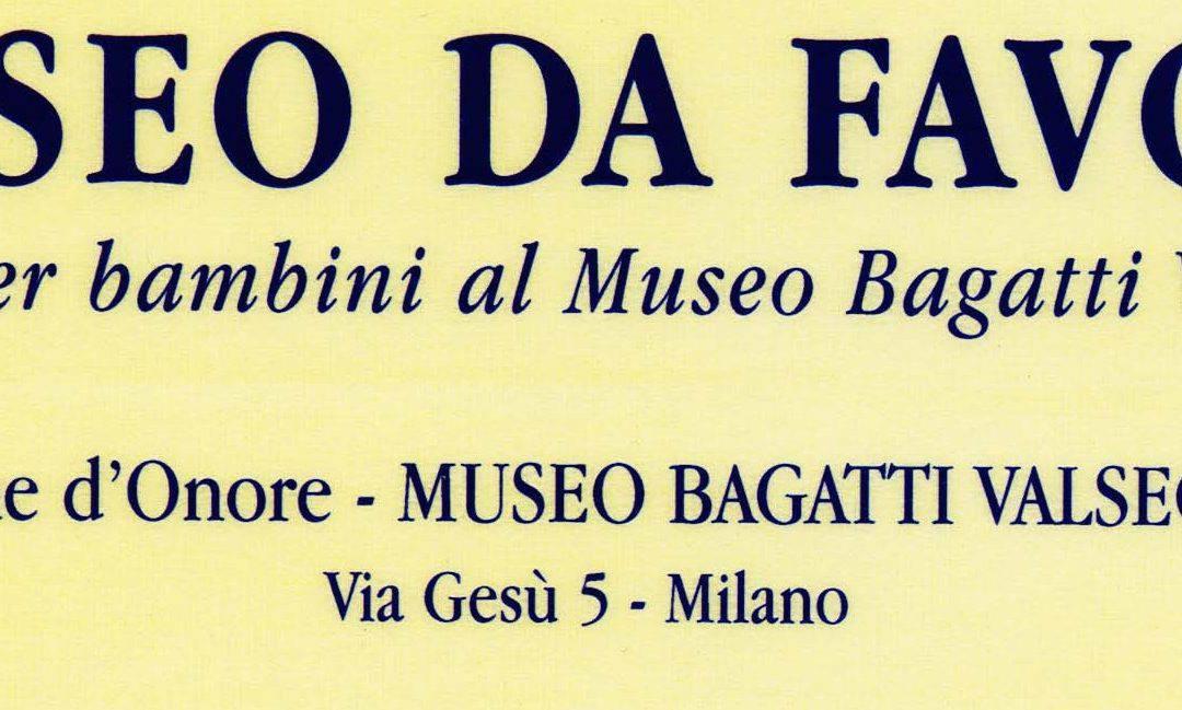 Un Museo da favola – III edizione