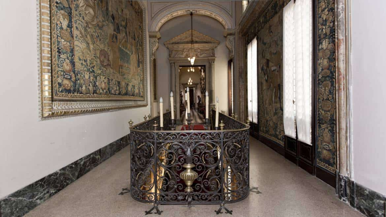 Музей Багатти Вальсекки в Милане