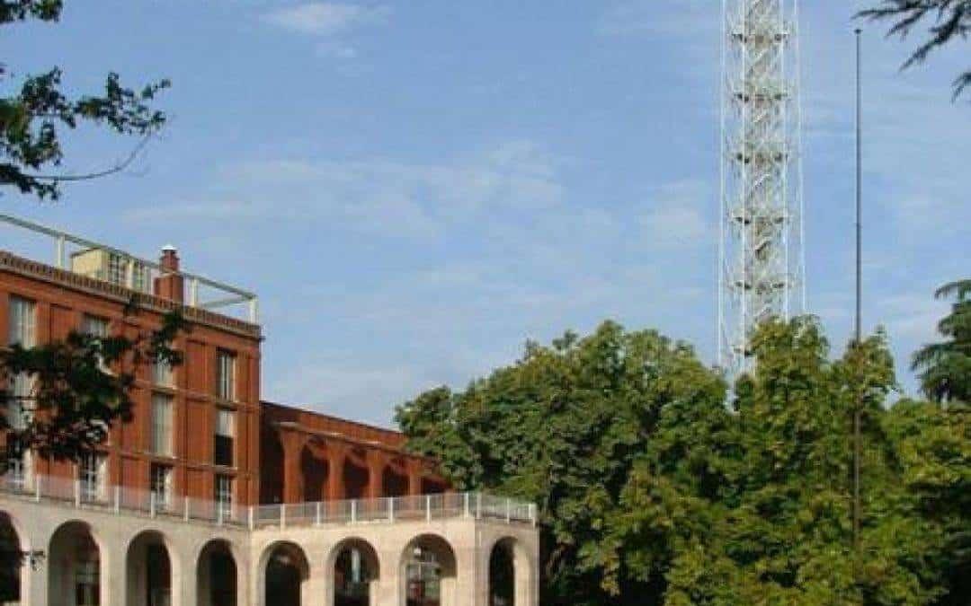 Palazzo della Triennale e Torre Branca