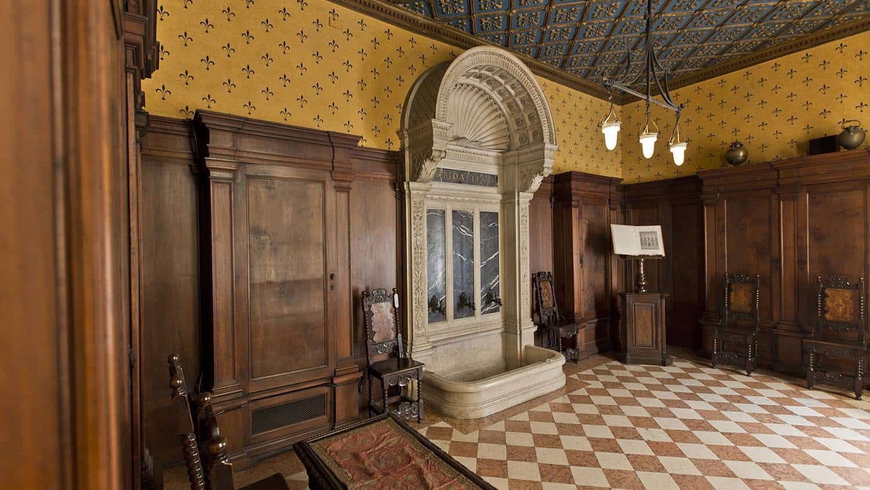 Sala da Bagno - Museo Bagatti Valsecchi