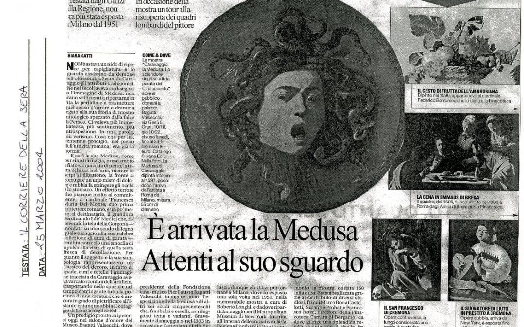 E' arrivata la Medusa