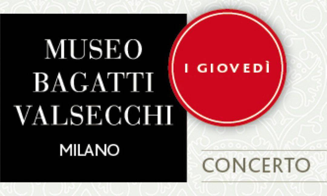 I Giovedì del Museo Bagatti Valsecchi – Concerti 2015