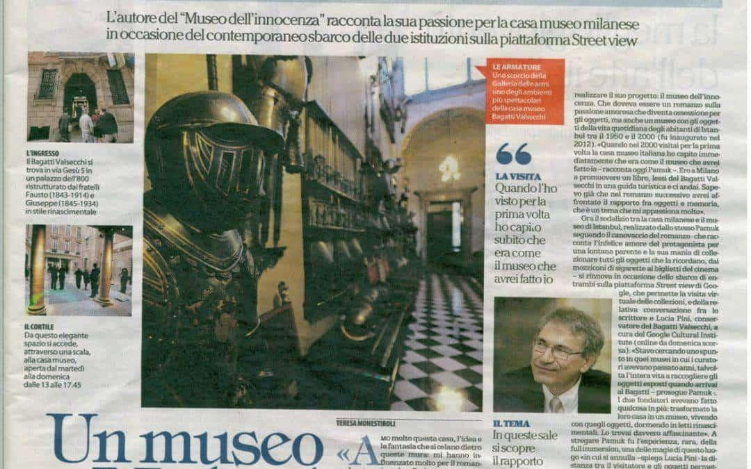 Un museo da Nobel