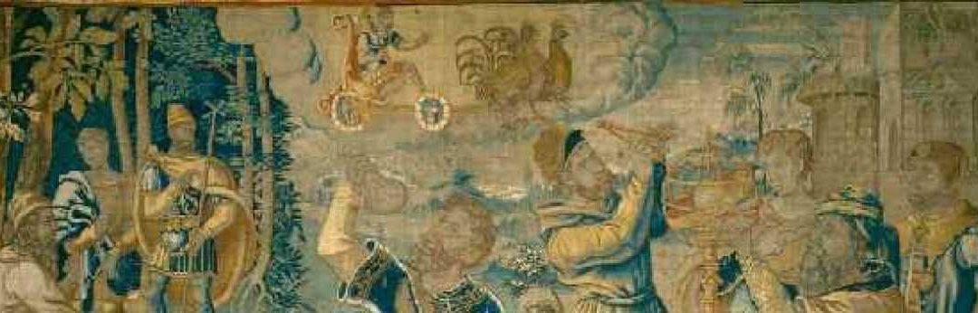 Mercurio e i suoi figli (inv. 1102)