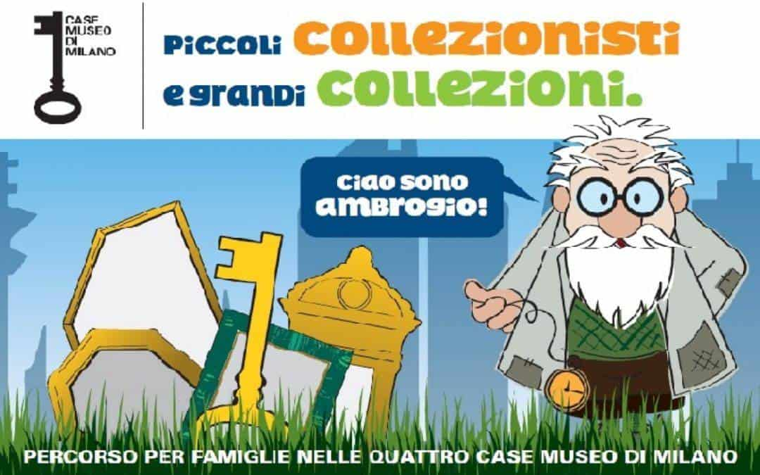 Little collectors and big collections (in Italian)