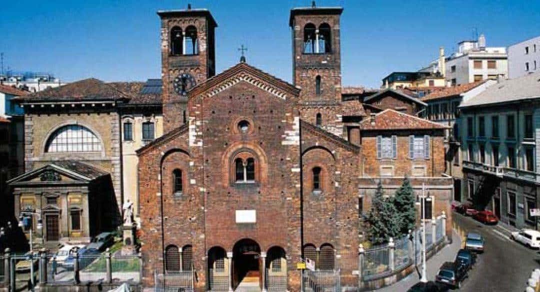 Crypt of San Sepolcro, Milan