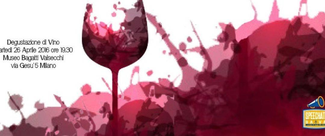 Wine-tasting (in Italian)