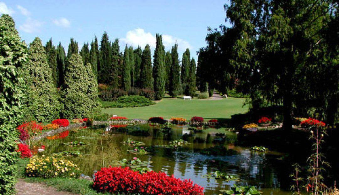 Siti archeologici, paesaggi incantevoli e spettacolari giardini