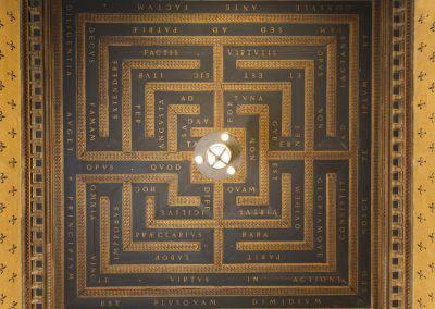 Le passage du labyrinthe