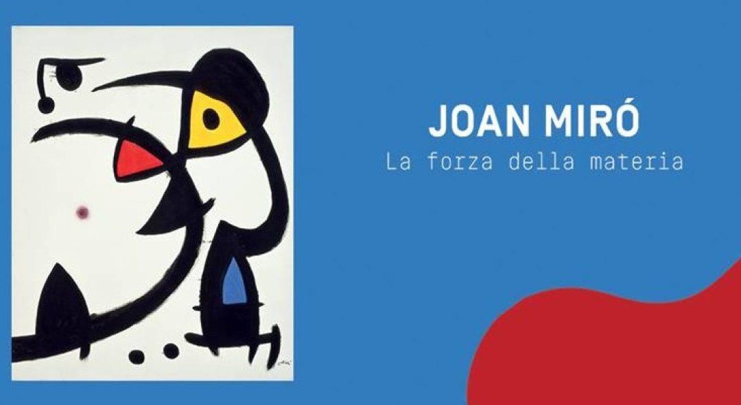Joan Mirò: material force