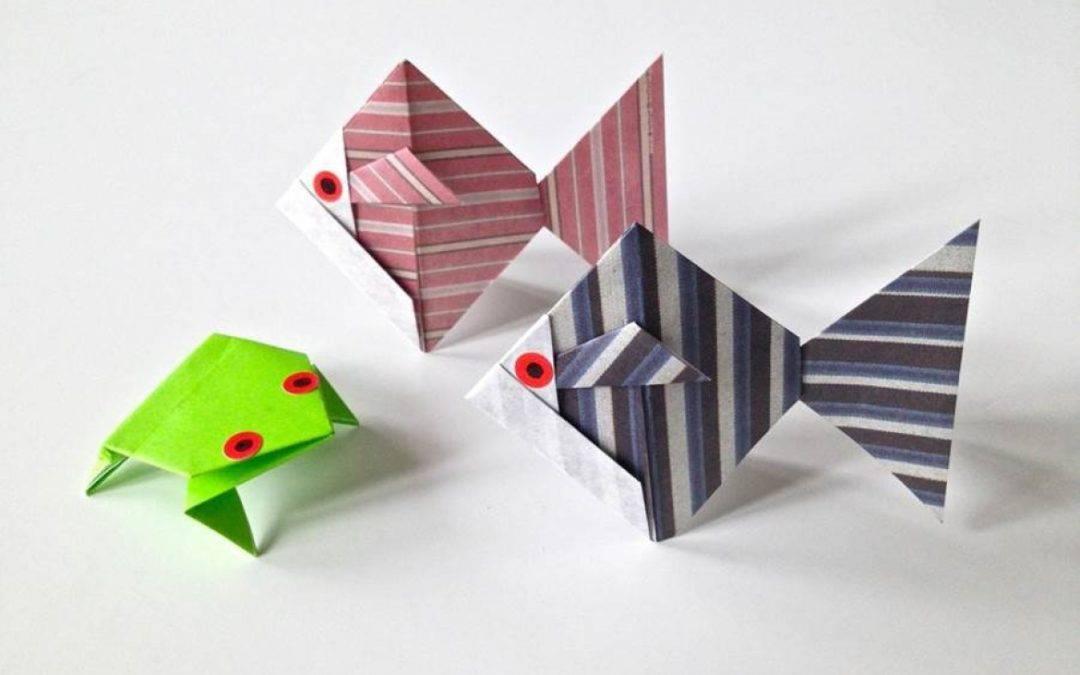 Laboratorio Origami