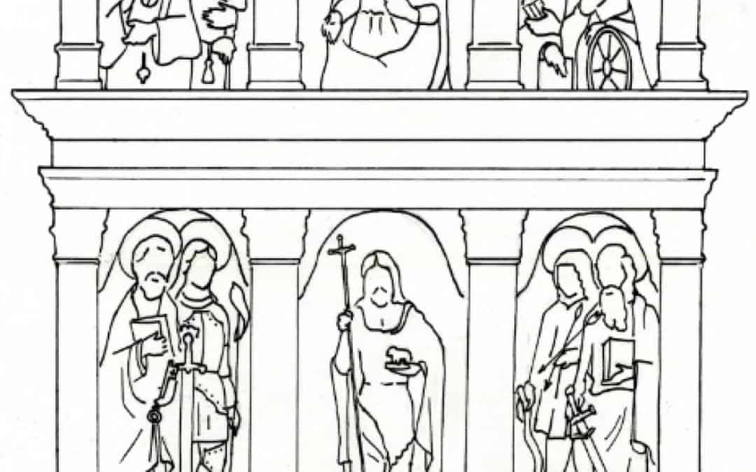 Color the Polyptych!