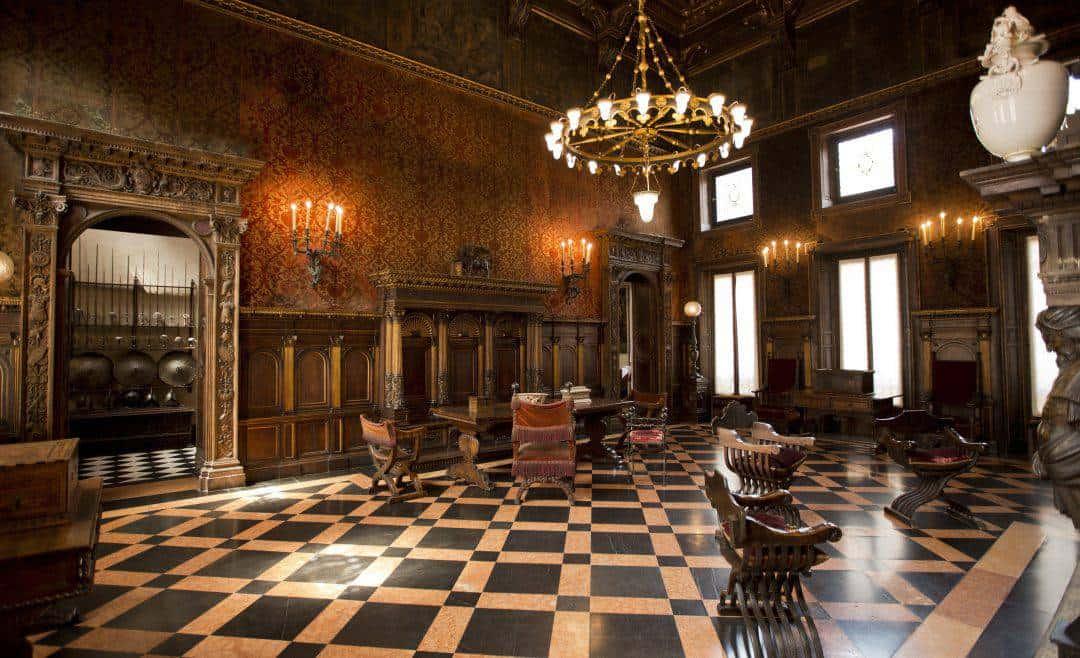 Teatro da camera. Viaggio letterario tra Otto e Novecento al Museo Bagatti Valsecchi