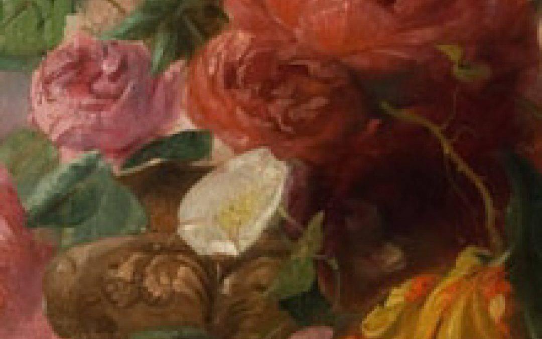 Omaggio a Luigi Scrosati – pittore di fiori nella Milano ottocentesca