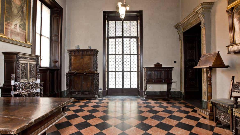 Дом музей Багатти Вальсекки Милан