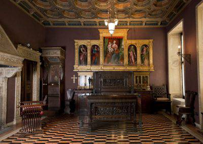 Room of the Valtellinese Bed