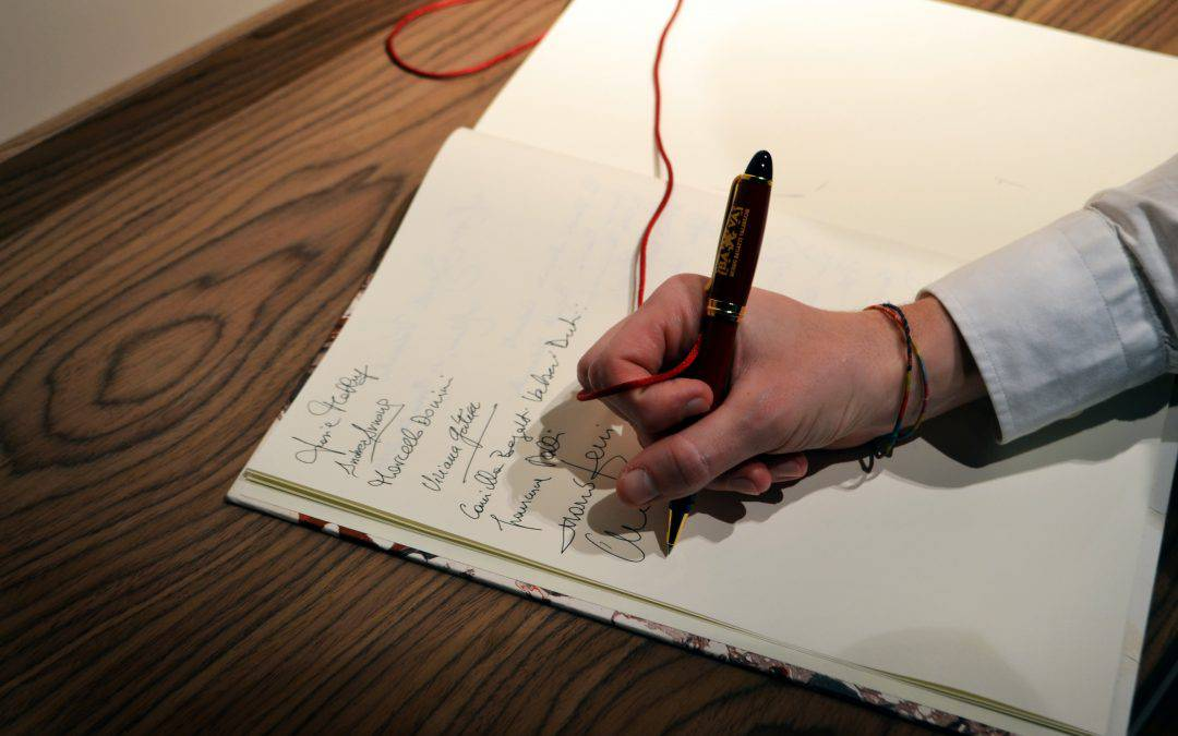 Traces that talk about us: calligraphy at the Bagatti Valsecchi Museum