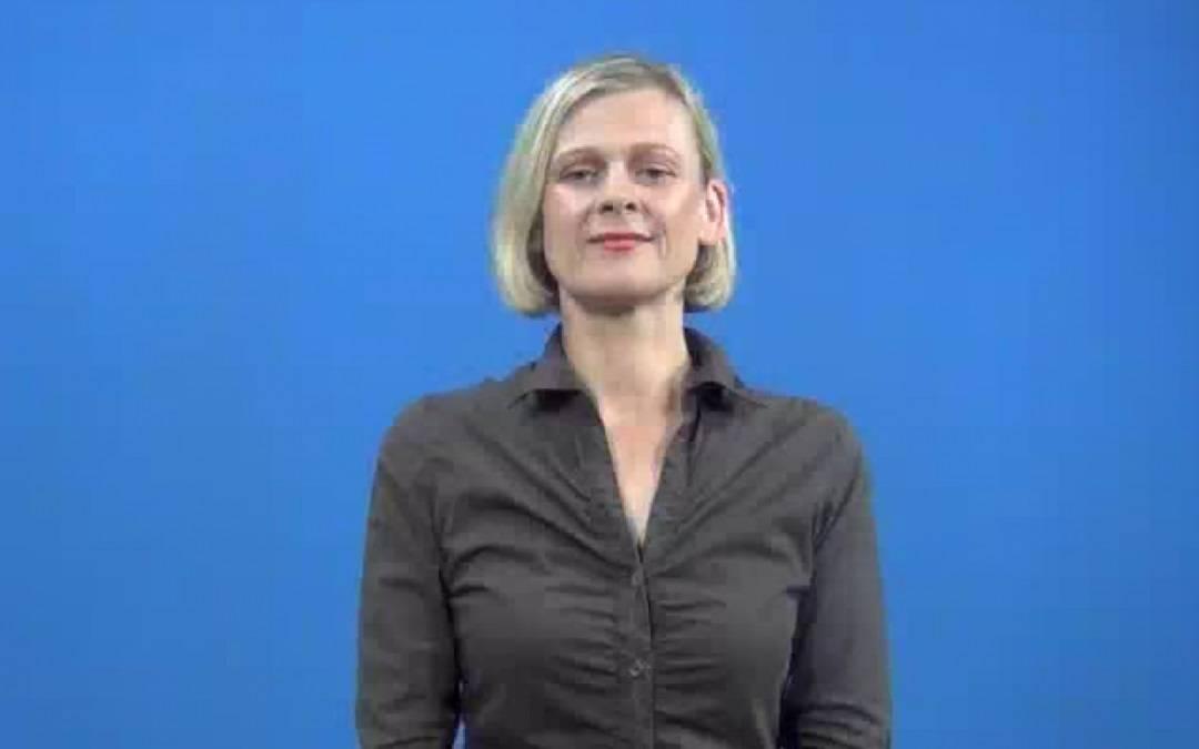App for the deaf: International Sign Language