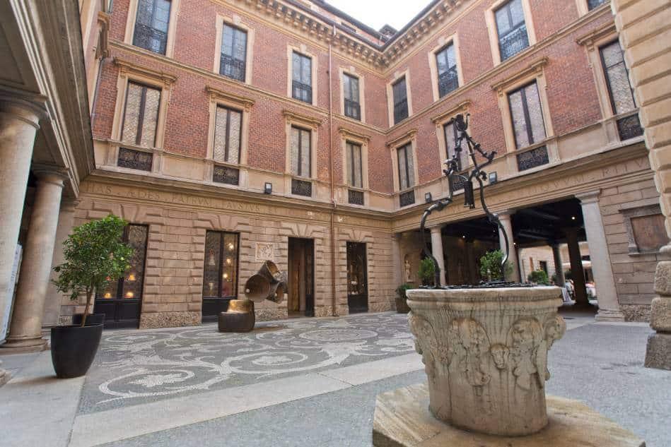 Open Courtyards 2017 (Cortili Aperti)
