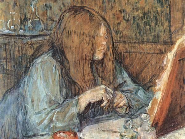 Il mondo fluttuante di Toulouse-Lautrec