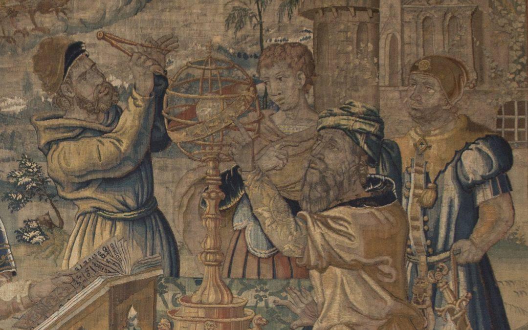 Dipinti e arazzi: una collezione nell'arte e nel tempo