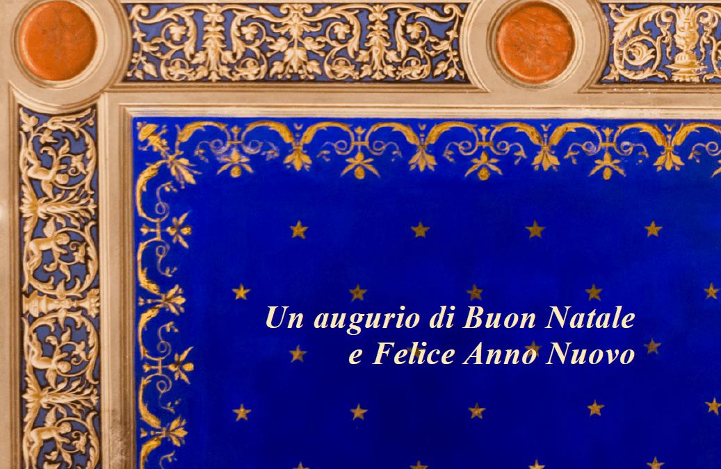 Il Museo Bagatti Valsecchi vi augura Buone Feste
