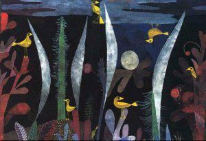 Paul Klee @ MUDEC, Milan (in Italian)