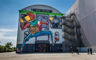 Tour street art (in Italian)