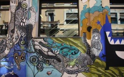 Urban tour – Street Art: Isola (in Italian)