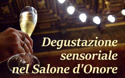 Celebrating the 2020 Grape Harvest: Wine-tasting (in Italian)