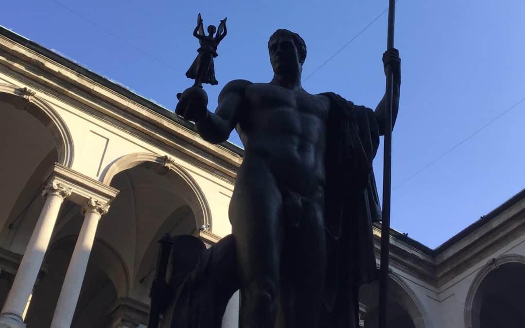 Neoclassical culture in Milan (videoconference in Italian)