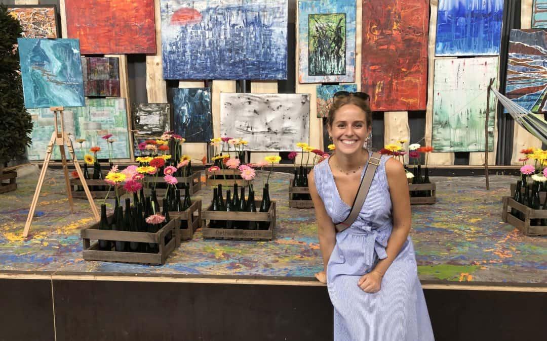 Intervista a Vittoria Gelati / in stage al Museo durante la primavera 2020